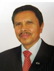 Управляющий Банком Мадагаскара Frederic RASAMOELY.