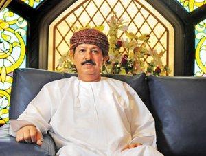 Управляющий Банком Хамудом Сангуром Аль Заджали