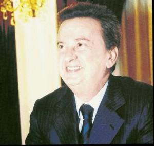 Президент Банка Ливана Райад Саламех