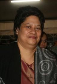 Президент банка г-жа Сиоси Мафи