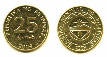 Монеты филиппин 2 злотых 1981 цена