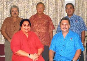 Cовет Директоров банка Самоа
