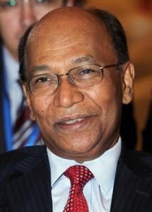 Управляющий Банка Маврикия Рундхершинг Беник