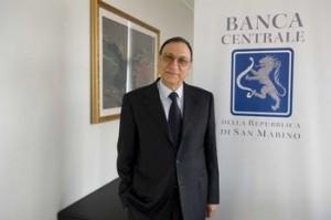 Президент Совета директоров банка  Ренато Кларицио
