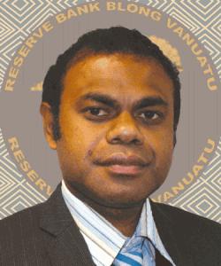 Президент банка Одо Теви