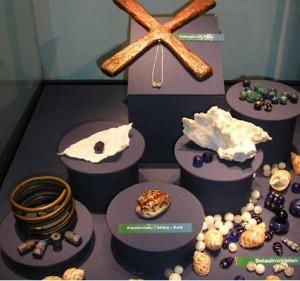 Музей Центрального банка Кюрасао и острова Святого Мартина. Экспозиция.