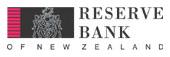 Эмблема Резервного Банка Новой Зеландии.