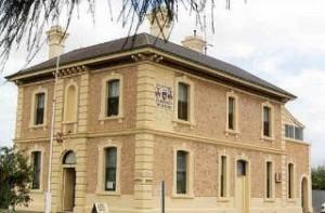 Музей денег в Австралии в Уиллстон