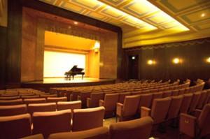 Институт изобразительных искусств Барбера. Центральный зал музыки.