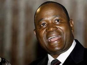 Президент Резервного Банка Зимбабве  д-р Г.Гоно