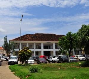Национальный Банк Сан-Томе и Принсипи