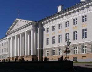 Здание Тартуского университета
