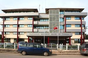 Национальный Резервный Банк Тонга