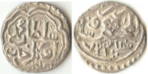 Снимки дангов Джанибека и Бердибека 758 г.х.