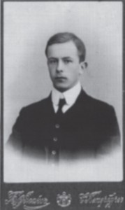 Илл.7. Рихард Фасмер (1888-1938).