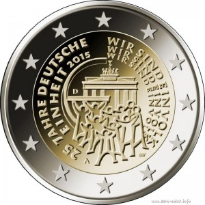 2-euro-2015-Germany-Einheit