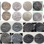 Монеты хана Джанбека чекана Нового Сарая (Сарая ал-Джадид)