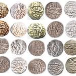 Серебряные монеты Сарая ал-Джадид ханов 758-782/ 1356-1380 гг.