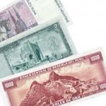 Красивые и загадочные места земли на банкнотах и монетах