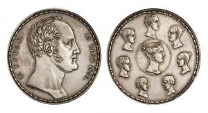 рис.27. 1,5 рубля. 1836, серебро