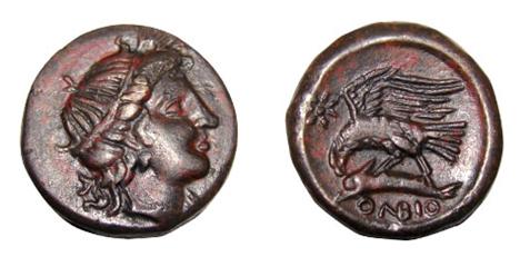 Ольвия и монеты-дельфины музей денег.