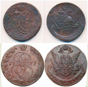 Такие монеты, в свою очередь, вполне могли быть принесены в Сохранную казну.