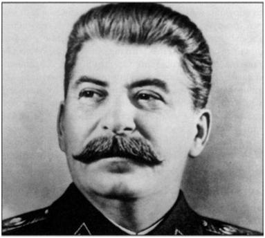 И.В. Сталин (Джугашвили)