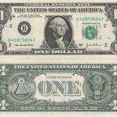 Почему американский доллар зеленый?
