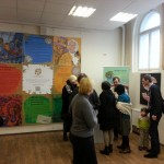 Участие с проектом «Несколько иллюстраций из истории денежного обращения» в выставке Funny money в Санкт-Петербурге 14.03.13 — 04.03.13г